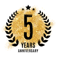 Anniversary Button K
